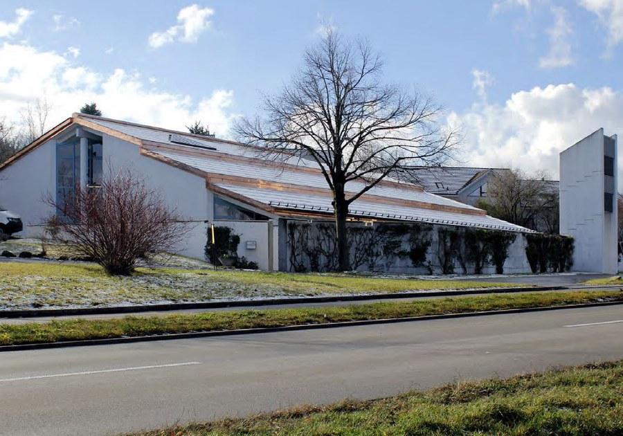 Kirche und Zentrum St. Franziskus Ebmatingen. Foto: zvg