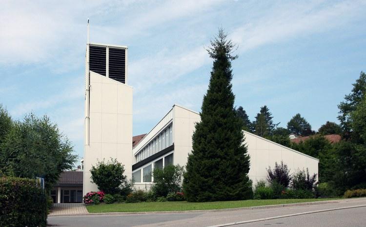 Aus drei mach zwei: Erste Kirchgemeinden-Fusion