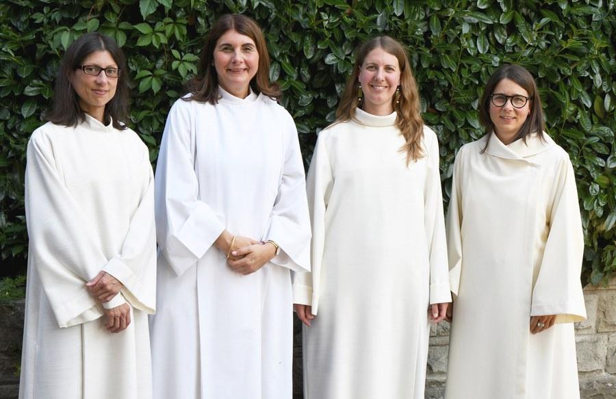 Missio für vier Frauen als Seelsorgerinnen im Bistum Chur. Foto: Ernst Langner