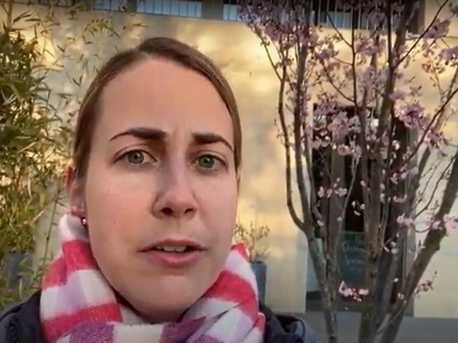 Veronika Jehle pilgert von Zürich nach Chur