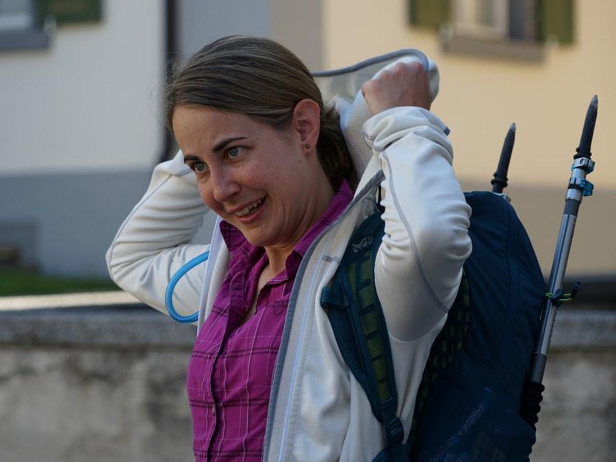 Veronika Jehle, Initiantin der Pilgerreise