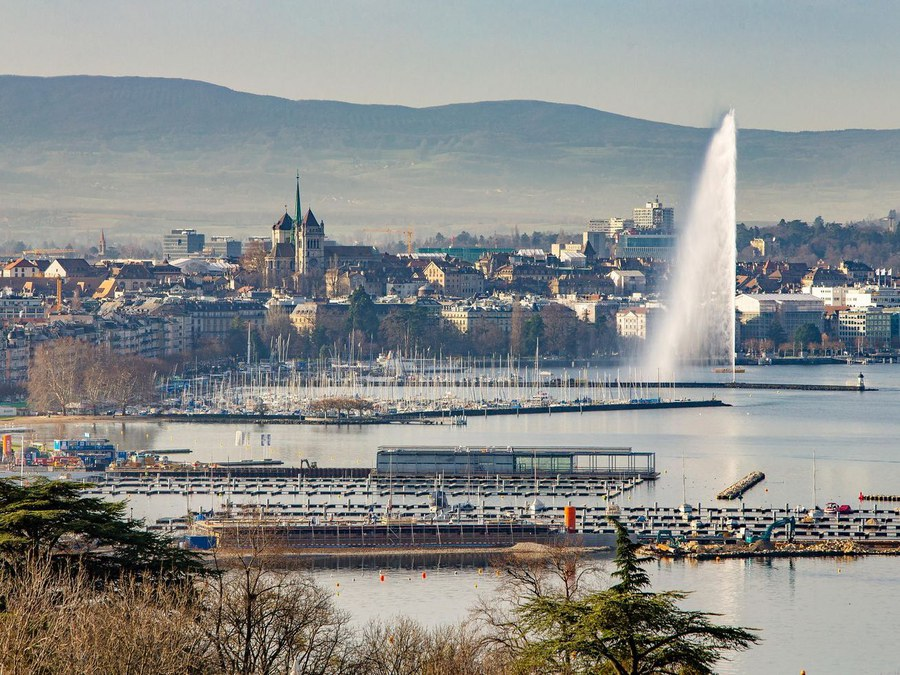 In Genf sind Kirche und Staat getrennt.
