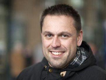 Frank Ortolf, Dienststellenleiter der Jugendseelsorge