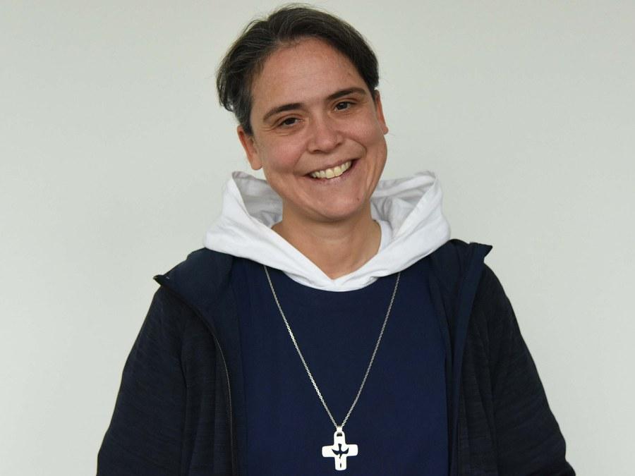 Schwester Ariane, kirchliche Gassenarbeiterin