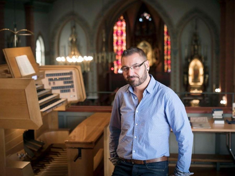 Kirchenmusiker Udo Zimmermann