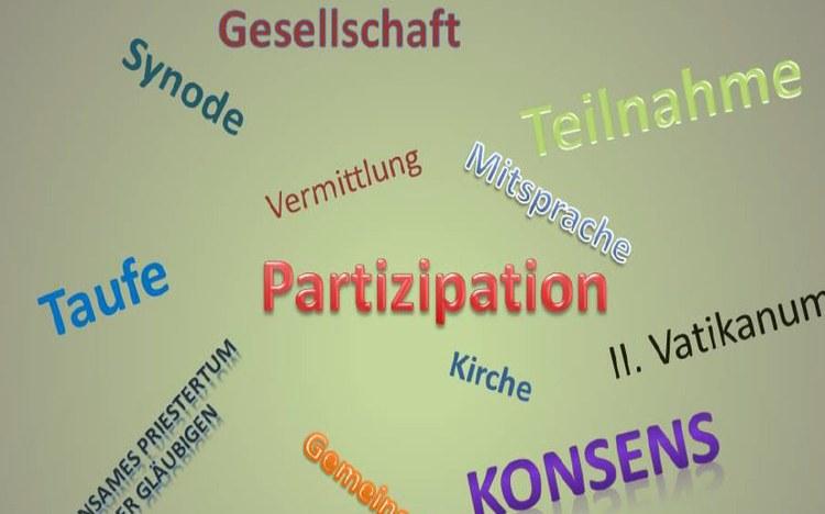 Partizipation in Kirche und Gesellschaft