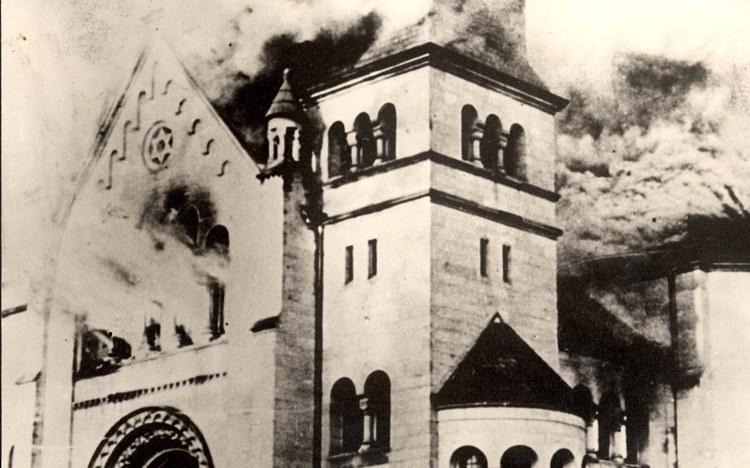 Reichspogromnacht von 1938: Gedenken und Verpflichtung
