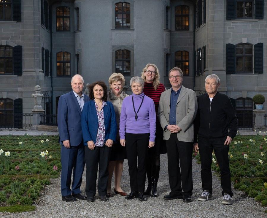 Regierungsrätin Jacqueline Fehr und die Spitzen der anerkannten Religionsgemeinschaften begegnen sich auf Augenhöhe.Foto: zvg