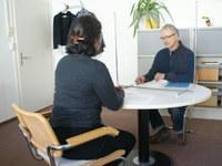 Unterstützung für Langzeitarbeitslose über 50