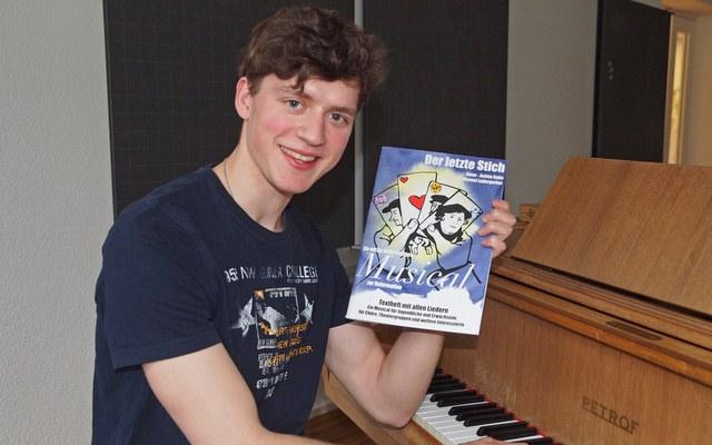 Junger Katholik komponierte Reformationsmusical