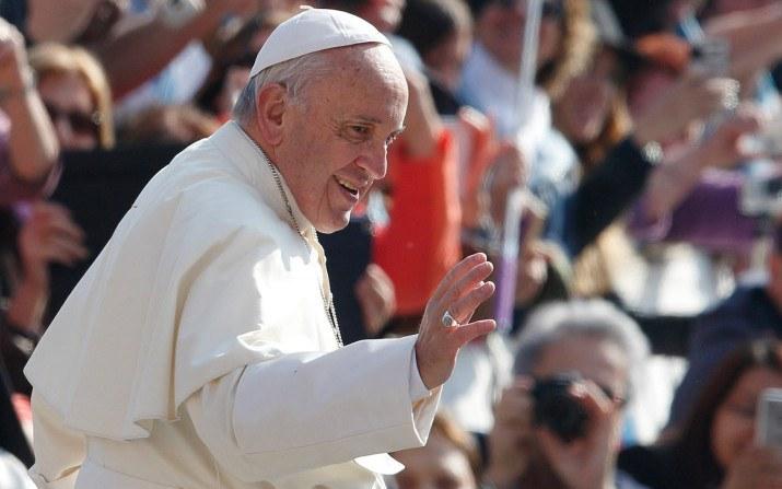 Messe mit Papst Franziskus: Jetzt anmelden!