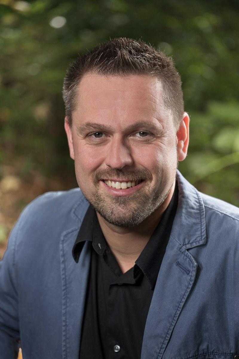 Frank Ortolf, Leiter der Jugendseelsorge