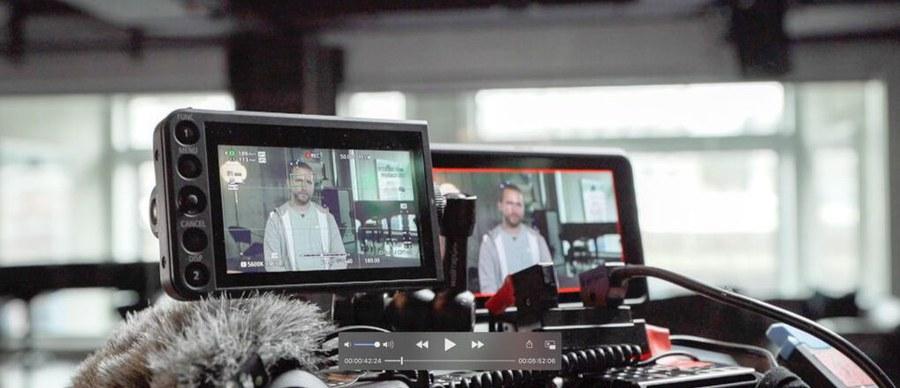 Produktion eines Videos für URBN.K