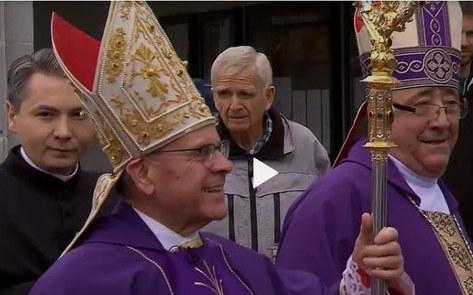 Schismatikerbischof entlarvt Bischof Vitus Huonder