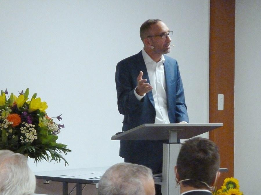 Festredner, Professor und Rhetoriker Mark Alder_Foto_fksz