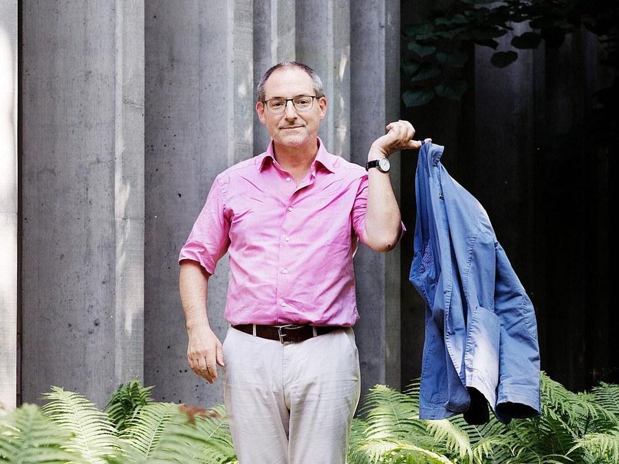 Christian Rutishauser, Provinzial der Schweizer Jesuiten