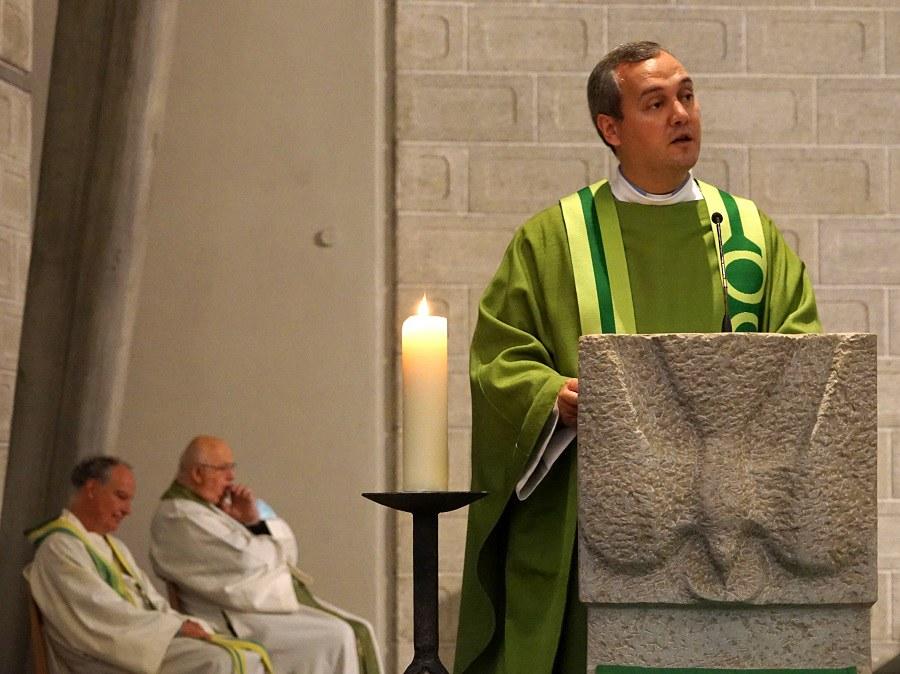 Predigt von Generalvikar Luis Varandas