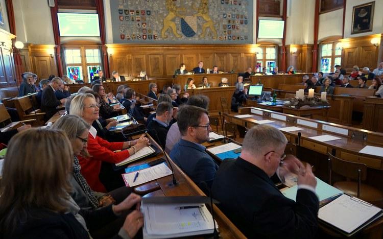 Synode setzt deutliches Zeichen gegen Gewalt