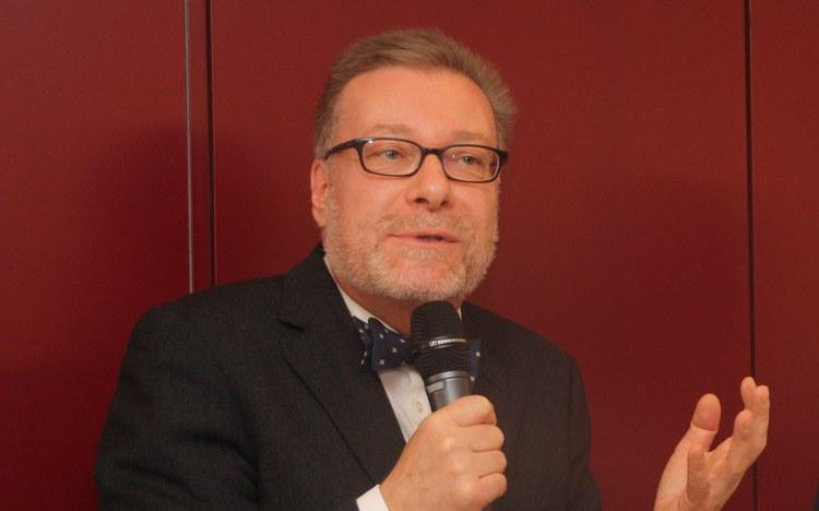 Markus Notter zur Bischofswahl