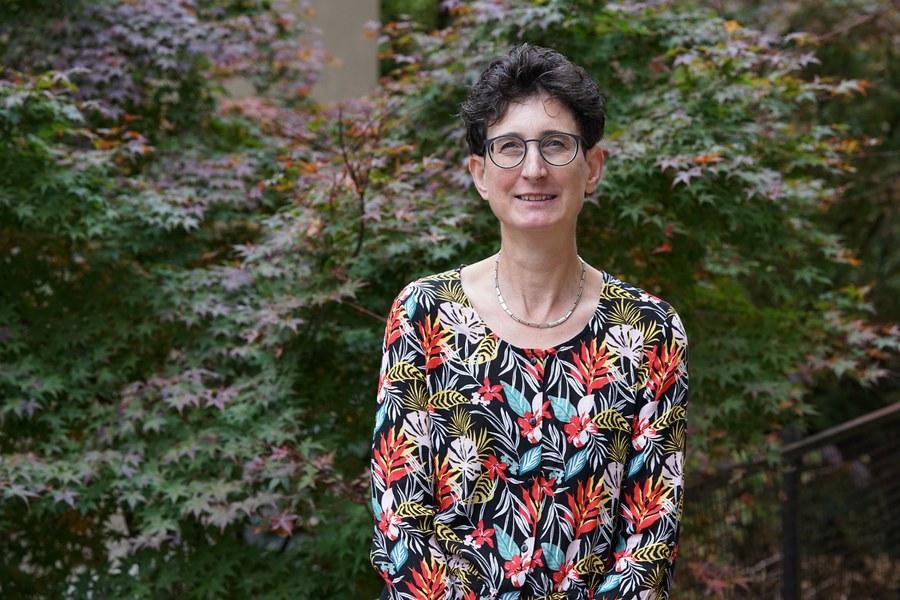 Die neue Synodalrätin Barbara Winter-Werner