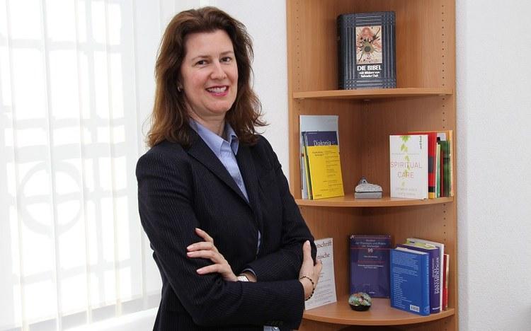 Tatjana Disteli wird neue Bereichsleiterin Gesundheit