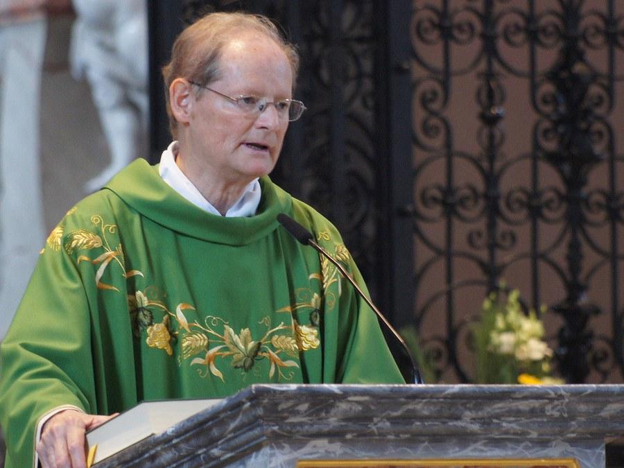 Festprediger Generalvikar Josef Annen - Foto Christian Murer
