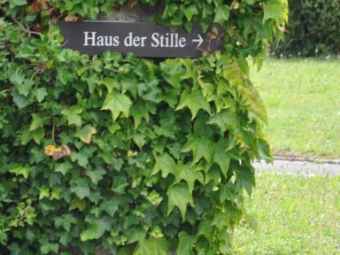 Auszeit im Haus der Stille Rheinau: Ruhe statt Ferien