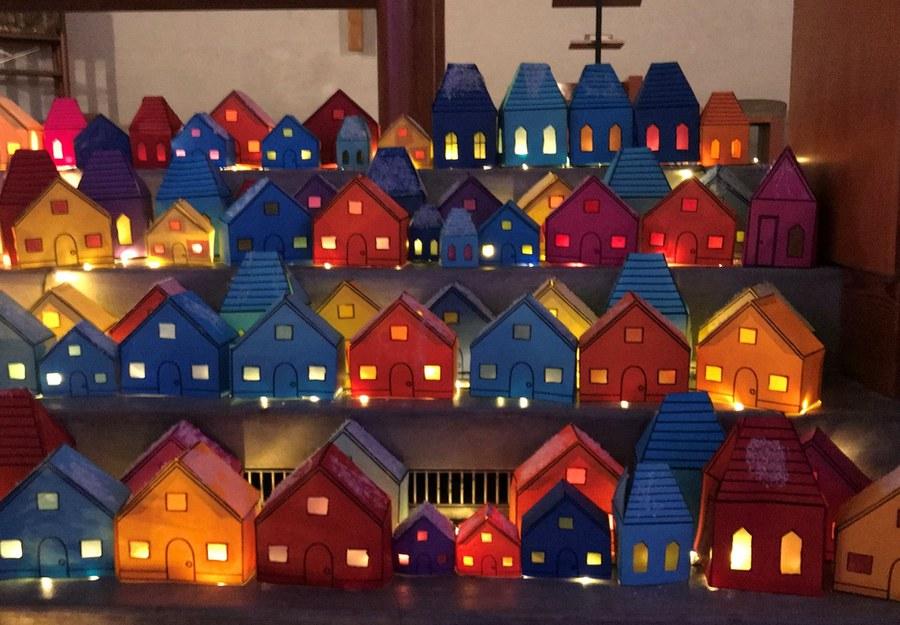 In Gottes Haus hat es viele Wohnungen (Manuela Isler-Müller) Copyright: Fachstelle Religionspädagogik ZH