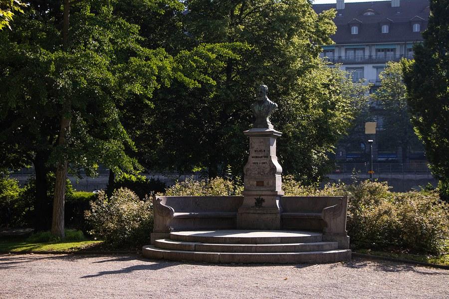 Platzspitz Foto: Lukas Naef