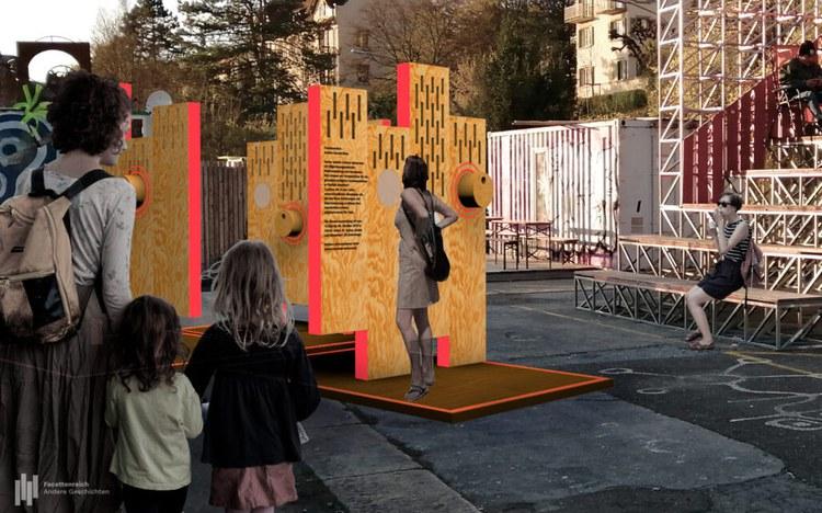 Facettenreiche Ausstellung bietet Perspektivenwechsel
