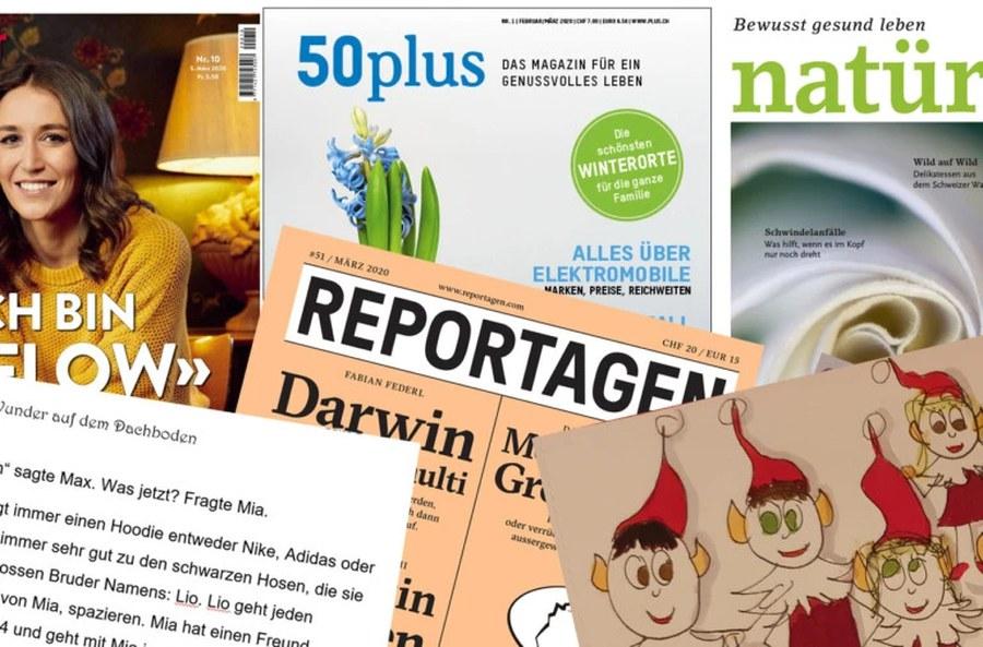 "Das Magazin ""50plus"""