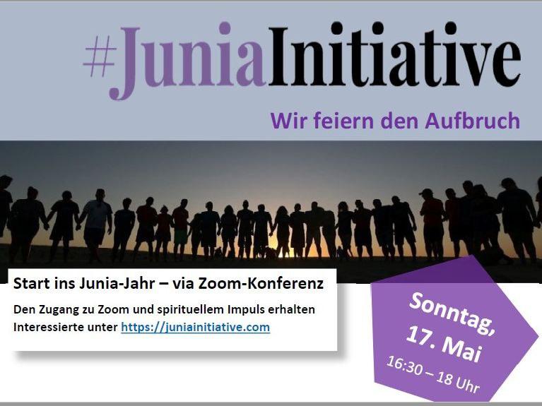 Flyer Junia-Initiative