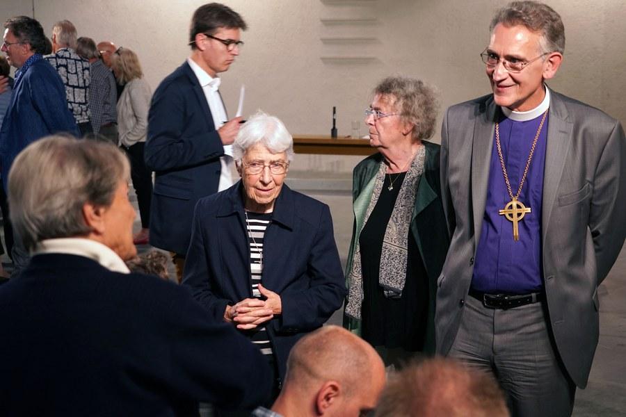 Der christkatholische Bischof Harald Rein