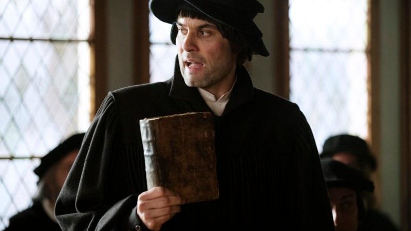 Szene aus dem Zwingli-Film