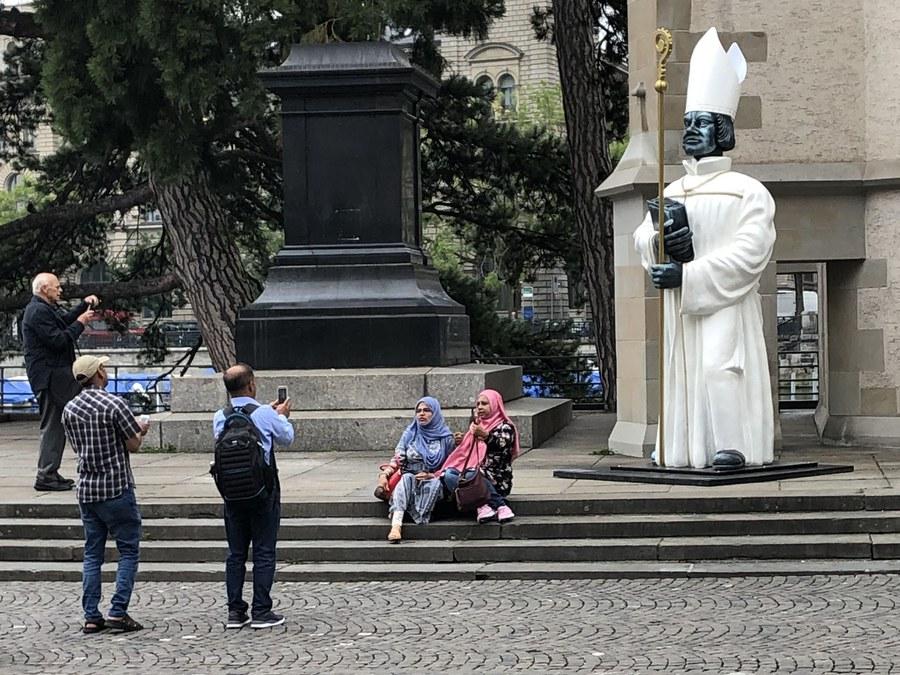 Neue Touristenattraktion: der Bischof-Zwingli
