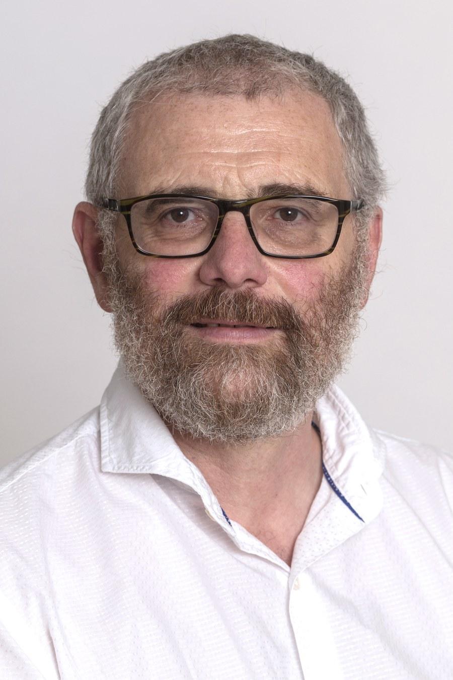 Simon Spengler, Leiter Kommunikation.
