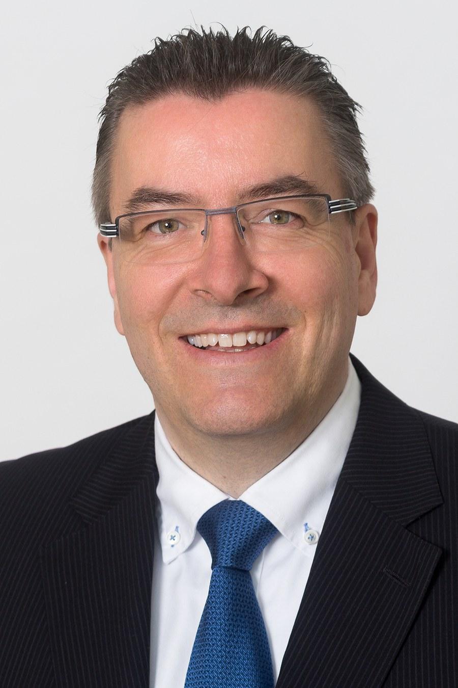 Markus Hodel, Generalsekretär