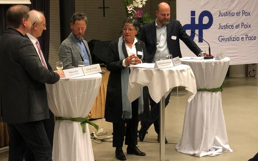 Jubiläum 50 Jahre Justitia & Pax