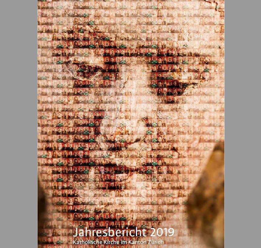 Cover des Jahresbericht 2019