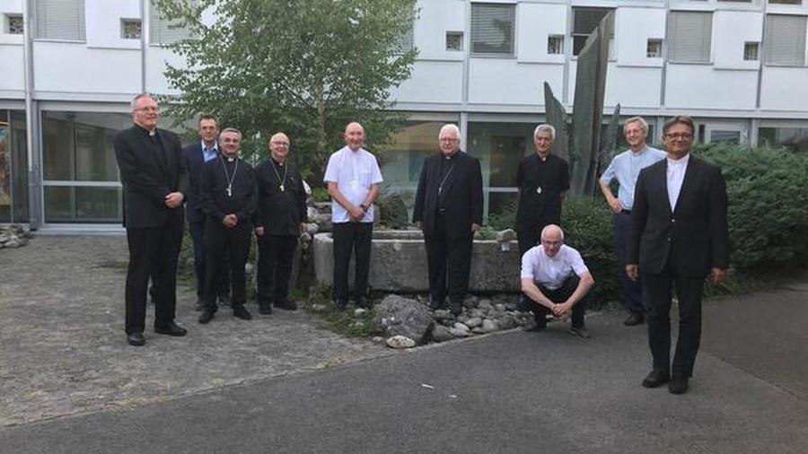 Mitglieder der Schweizer Bischofskonferenz