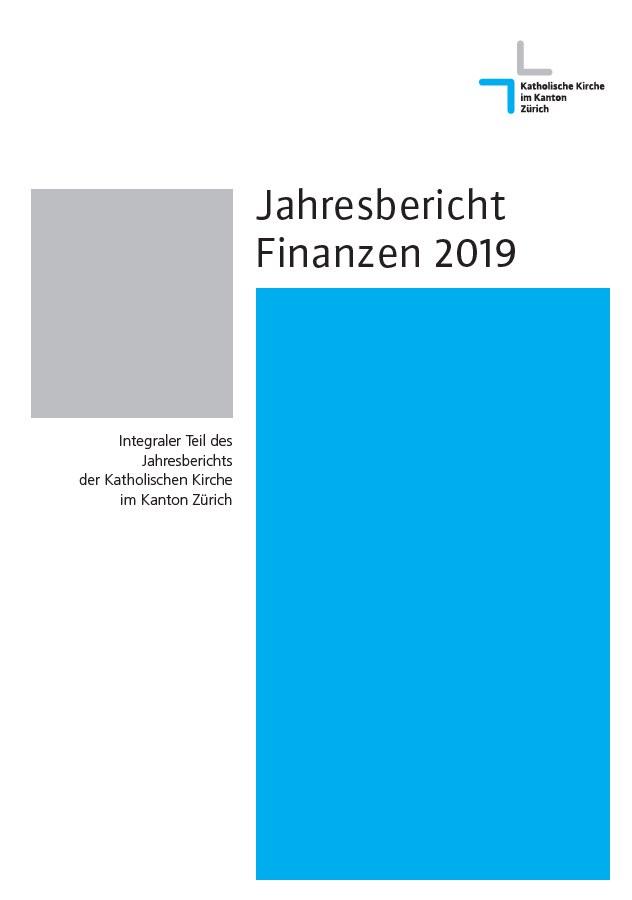 Jahresbericht Finanzen 2019